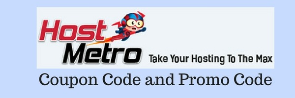 Hostmetro Coupon