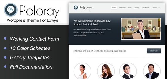 5 Best Lawyer Wordpress Themes and Templates for Website 2018 ...