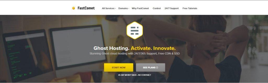 Best Ghost Hosting