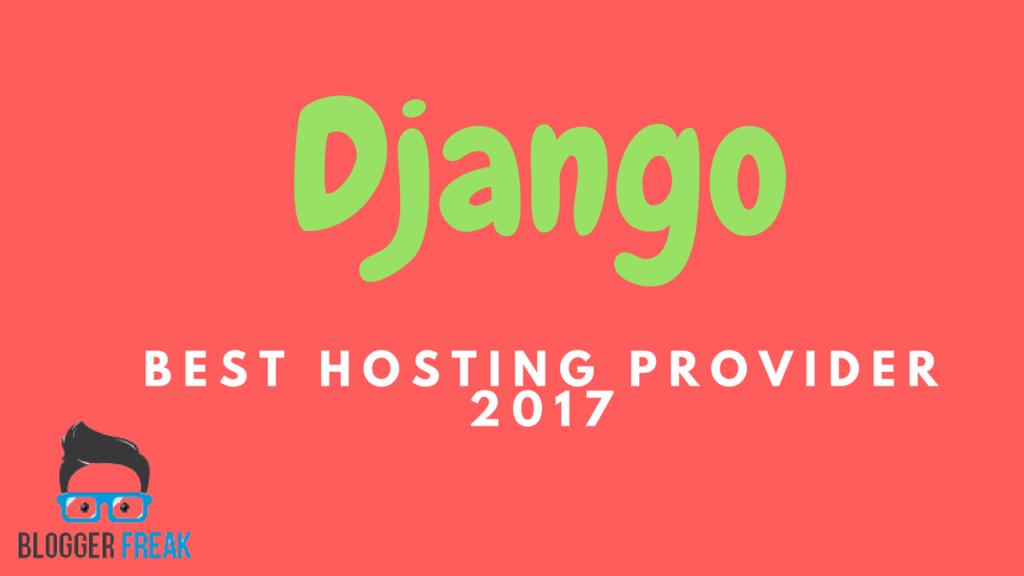 Best Django Hosting