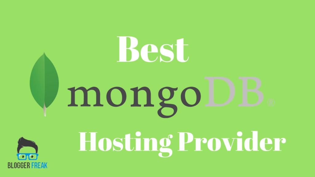 Best MongoDB Hosting
