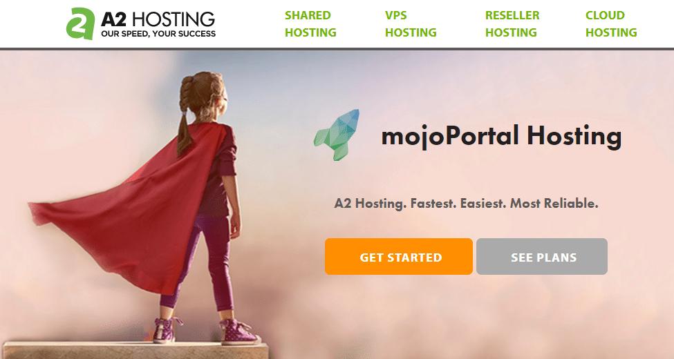 MojoPortal Web Hosting
