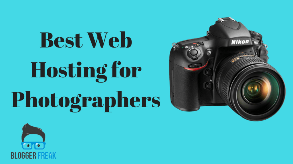 Best Web Hosting for Photographers