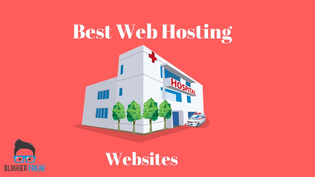 best web hosting for hospital