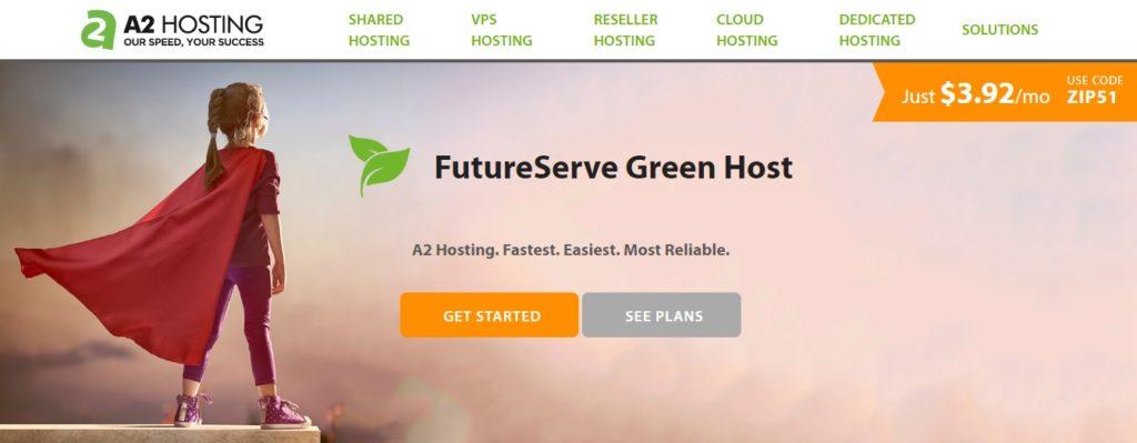 Best Green hosting