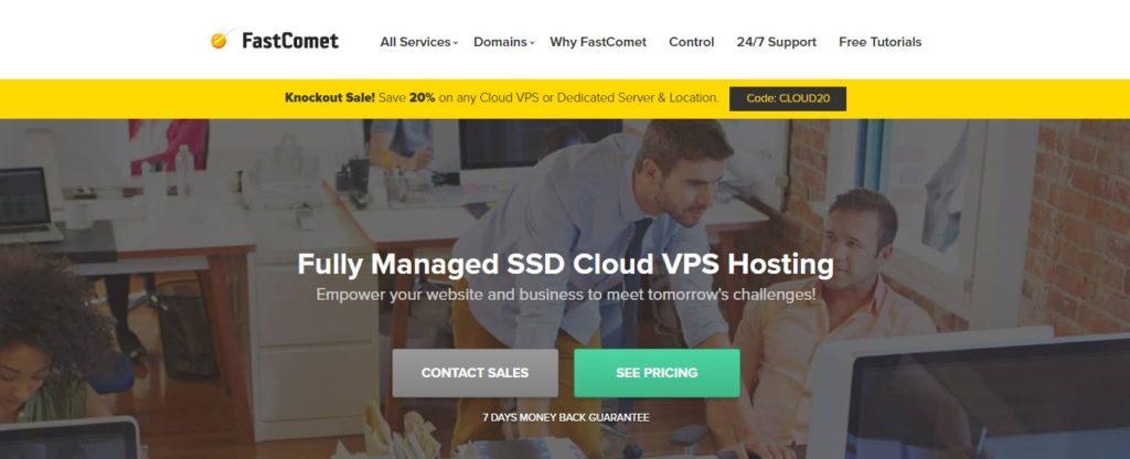 best managed vps hosting