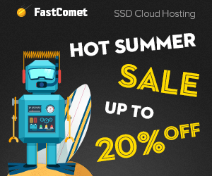 Fastcomet SSD Cloud Hosting