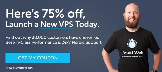 Liquidweb VPS Hosting