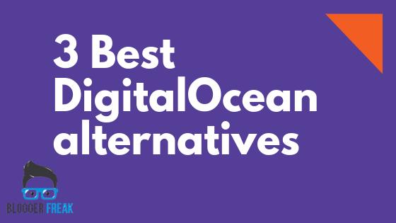 Digitalocean Alternatives