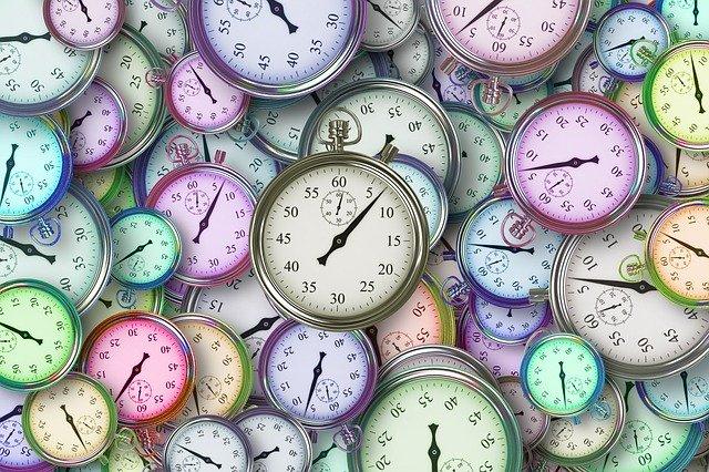 Longer time