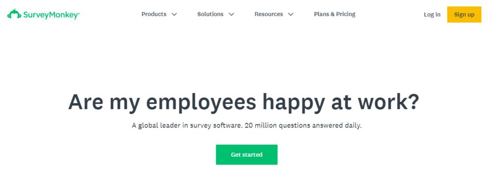 SurveyMonkey - Best Survey Software