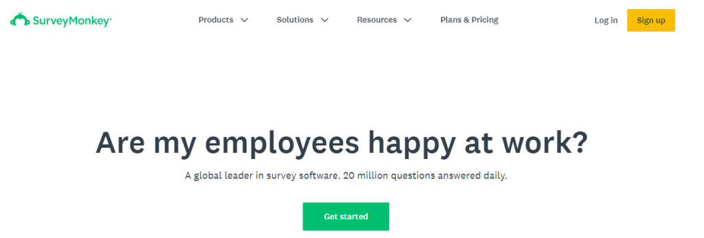 SurveyMonkey - Best Survey Software